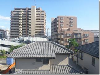 上尾市柏座I様 東京スカイツリー方向の景色(完了)。