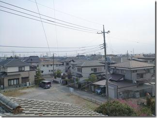 久喜市南M様 東京スカイツリー方向の景色。