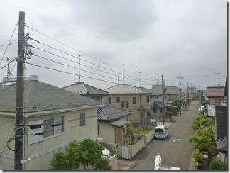 鴻巣市生出塚I様 東京スカイツリー方向の景色(完了)。