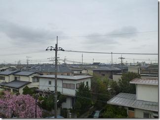 鴻巣市生出塚T様 東京スカイツリー方向の景色(完了)。