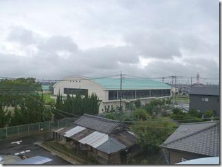 鴻巣市鎌塚H様 東京スカイツリー方向の景色。