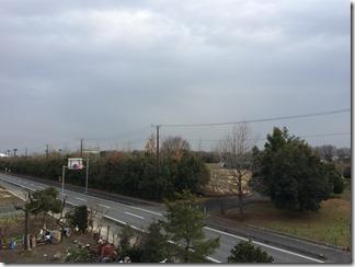 熊谷市今井H様 東京スカイツリー方向の景色(完了)。