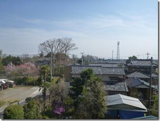 行田市谷郷N様 東京スカイツリー方向の景色(完了)。