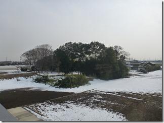 鴻巣市広田I様 東京スカイツリー方向の景色(完了)。