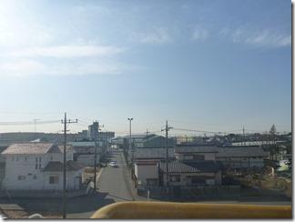 羽生市西T様 東京スカイツリー方向の景色。
