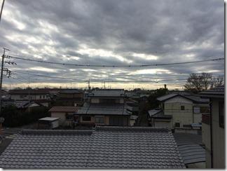 羽生市上新郷D様 東京スカイツリー方向の景色(完了)。