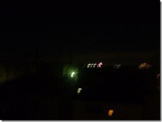 鴻巣市小松M様 東京スカイツリー方向の景色(完了)。