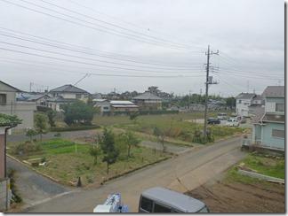 加須市上高柳 I様 東京スカイツリー方向の景色(完了)。