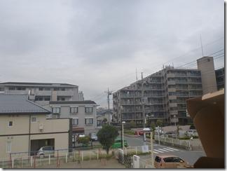 鴻巣市東I様 東京スカイツリー方向の景色(完了)。