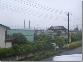 羽生市東K様 東京スカイツリー方向の景色。