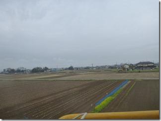 加須市弥兵衛T様 東京スカイツリー方向の景色。