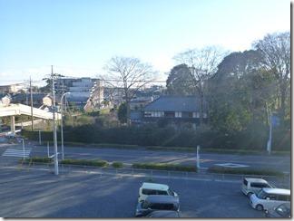 久喜市西大輪A様 東京スカイツリー方向の景色。