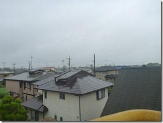 鴻巣市明用H様 東京スカイツリー方向の景色。