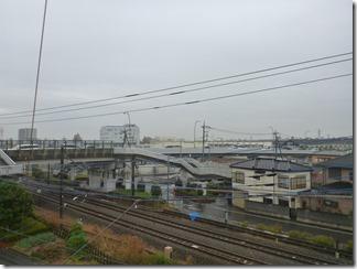 鴻巣市吹上本町H様 東京スカイツリー方向の景色(完了)。