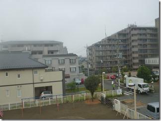 鴻巣市東I様 東京スカイツリー方向の景色。