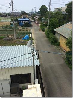 行田市上池守K様 アンテナ工事完了。