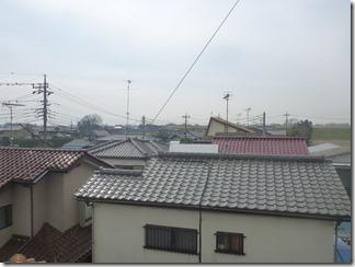 鴻巣市小谷K様 東京スカイツリー方向の景色。