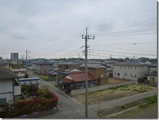 鴻巣市中井M様 東京スカイツリー方向の景色。