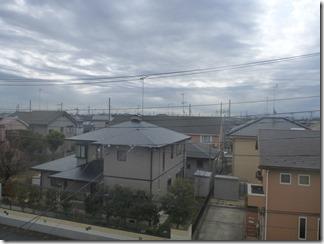 羽生市南羽生N様 東京スカイツリー方向の景色(完了)。