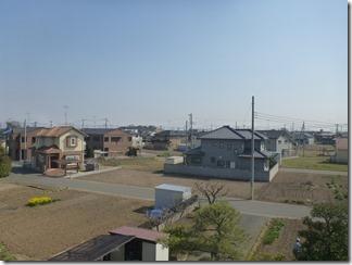鴻巣市赤城S様 東京スカイツリー方向の景色。