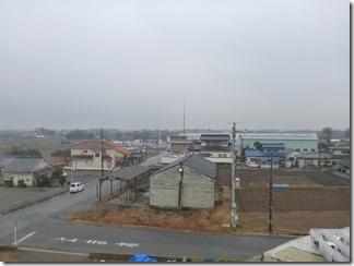 羽生市上新郷T様 東京スカイツリー方向の景色(完了)。