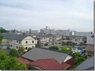 久喜市久喜北T様 東京スカイツリー方向の景色。