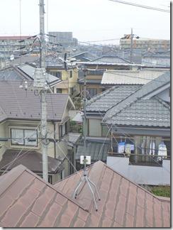 鴻巣市吹上富士見Y様 アンテナ工事完了。