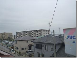 鴻巣市吹上富士見Y様 東京スカイツリー方向の景色(完了)。