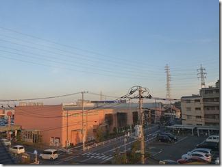 伊奈町学園S様 東京スカイツリー方向の景色(完了)。