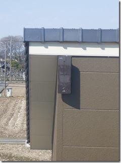 鴻巣市中井M様 アンテナ工事完了。