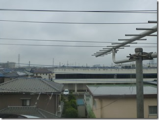 鴻巣市人形K様 東京スカイツリー方向の景色。