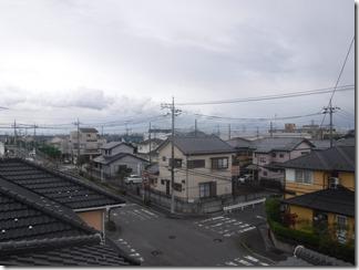 鴻巣市中央S様 東京スカイツリー方向の景色(完了)。