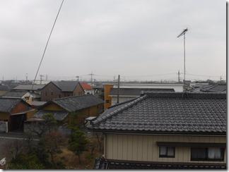 羽生市南Y様 東京スカイツリー方向の景色(完了)。
