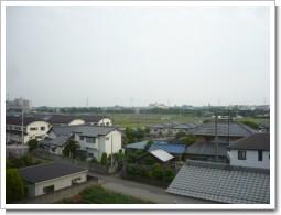 加須市花崎Y様 東京タワー方向の景色。.JPG