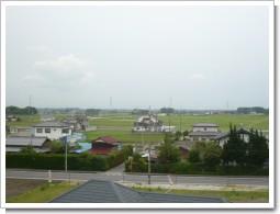 加須市常泉K様 東京タワー方向の景色2。.JPG