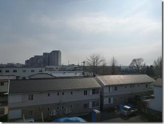 北本市東間Y樣 東京タワー方向の景色(完了)。