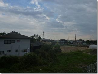 鴻巣市広田A樣 東京スカイツリー方向の景色。