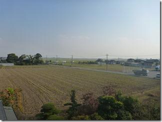 加須市上種足O様 東京タワー方向の景色(完了)。