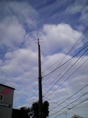 電柱取付のアンテナ。.jpg