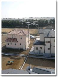 騎西町道地O様 アンテナ工事完了。.JPG