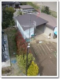 羽生市下羽生N様 アンテナ工事完了。.JPG