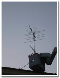 吉見町長谷S様 アンテナ工事完了。.JPG