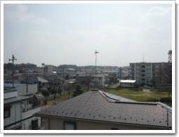 白岡町西W様 受信方向(東京タワー方向)の景色2。.JPG
