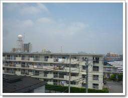 熊谷市銀座K様 前橋局方向の景色。.JPG