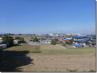 熊谷市善ヶ島E様 前橋局方向の景色(完了)。