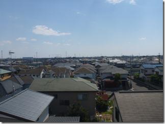 久喜市栗橋東G樣 東京タワー方向の景色(完了)。