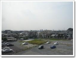 熊谷市新島K様 前橋局方向の景色。.JPG