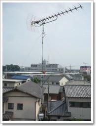 熊谷市新島K様 アンテナ工事完了。.JPG