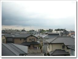 上尾市向山M様 受信方向(東京タワー方向)の景色。.JPG