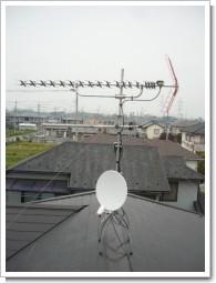 熊谷市玉井T様 アンテナ工事完了。.JPG